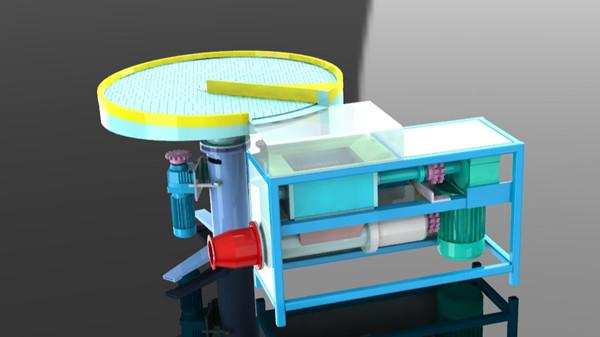 关于厨余垃圾处理系统方案设计